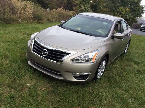 2013 Nissan Altima for sale in Hagerstown, MD