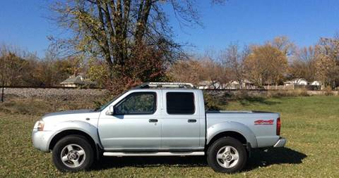 2001 Nissan Frontier for sale in Hagerstown, MD