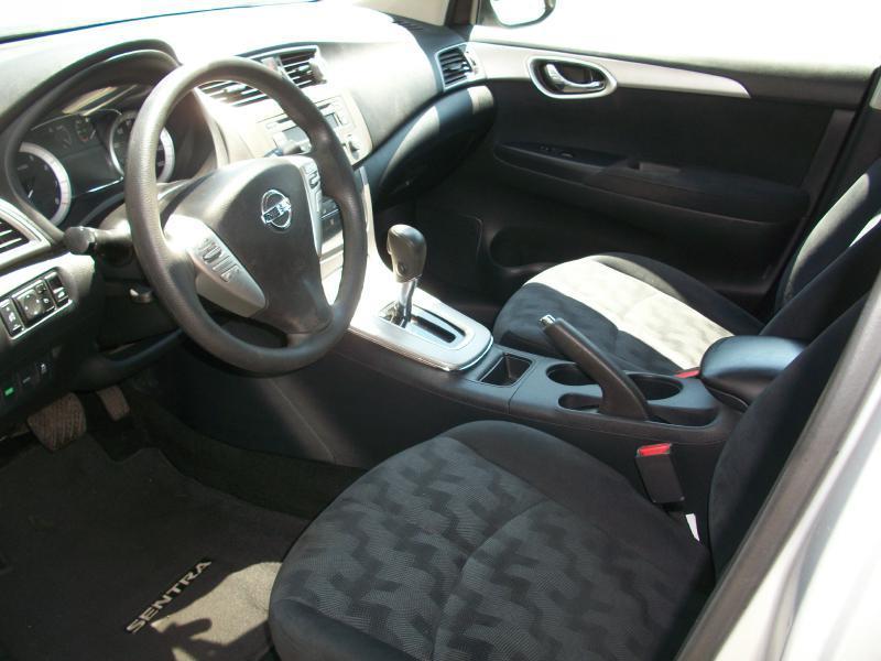 2013 Nissan Sentra S 4dr Sedan 6M - Wake Forest NC