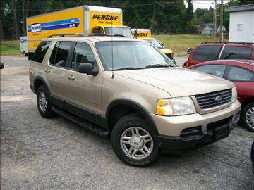 2002 Ford Explorer for sale in Wake Forest, NC