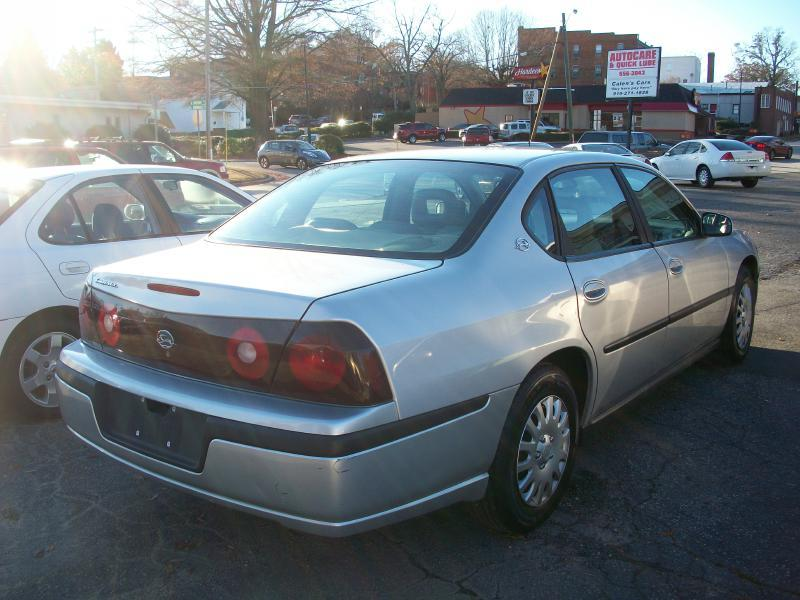 2003 Chevrolet Impala 4dr Sedan - Wake Forest NC