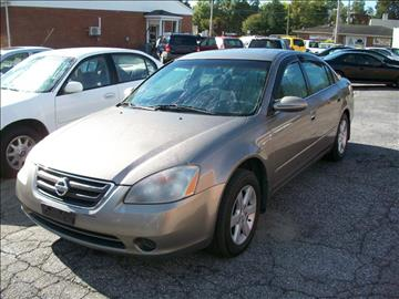 2004 Nissan Altima for sale in Wake Forest, NC