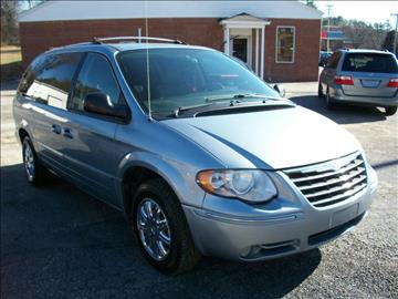 2006 Chrysler Town and Country for sale in Wake Forest, NC