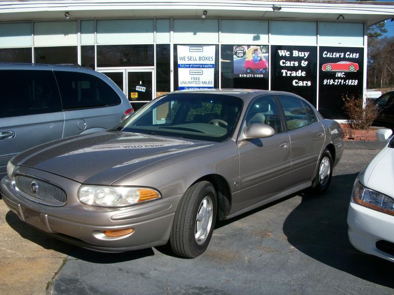 2000 Buick LeSabre Limited 4dr Sedan - Wake Forest NC