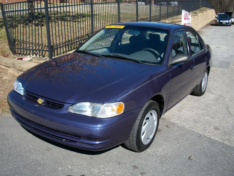 1999 Toyota Corolla VE 4dr Sedan - Wake Forest NC