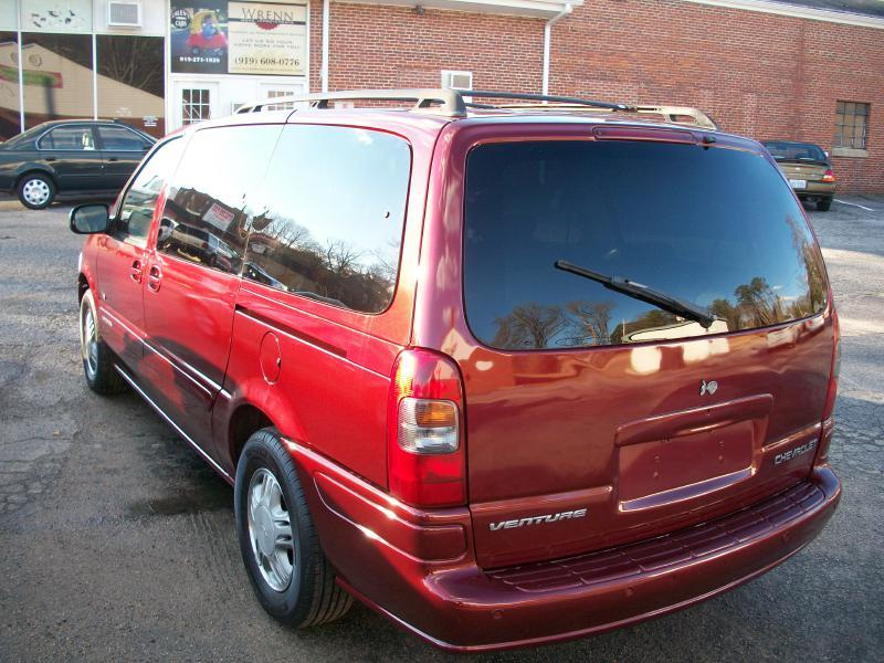 2002 Chevrolet Venture Warner Bros. 4dr Extended Mini-Van - Wake Forest NC