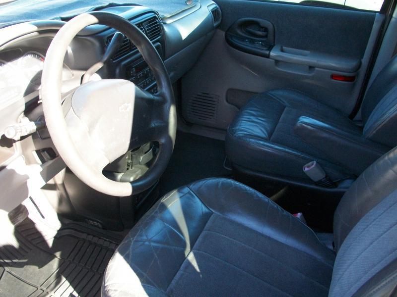 2002 Chevrolet Venture Warner Bros. 4dr Extended Mini-Van - Wake Forest NC