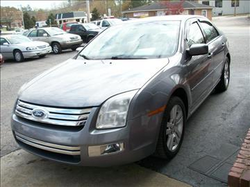 2007 Ford Fusion for sale in Wake Forest, NC