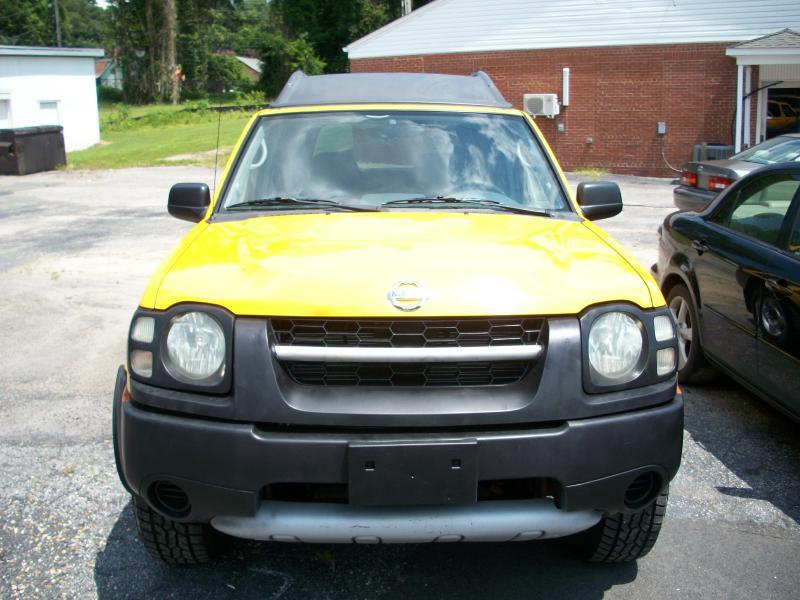 2002 Nissan Xterra XE-V6 4WD 4dr SUV - Wake Forest NC