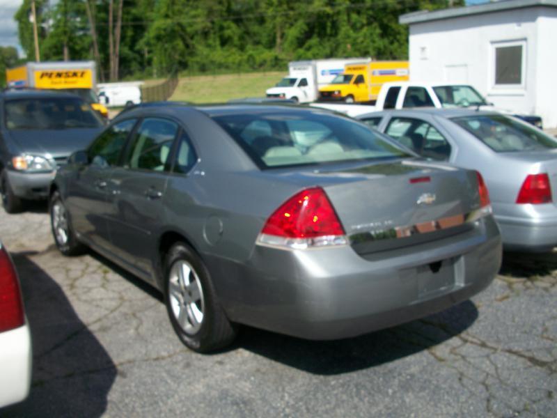 2007 Chevrolet Impala LS 4dr Sedan - Wake Forest NC
