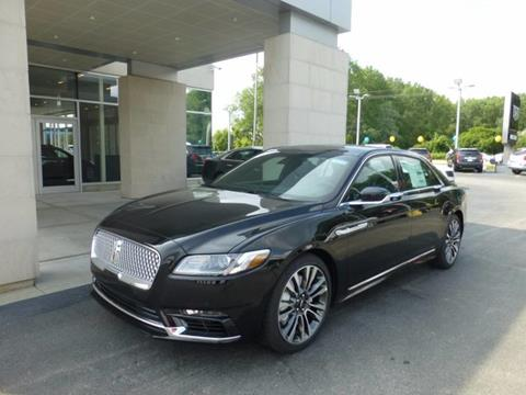 2017 Lincoln Continental for sale in Calumet City, IL
