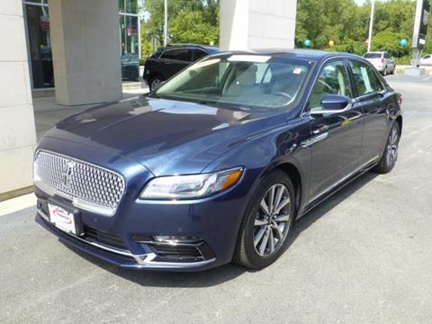 Napleton Lincoln River Oaks >> 2017 Lincoln Continental For Sale - Carsforsale.com