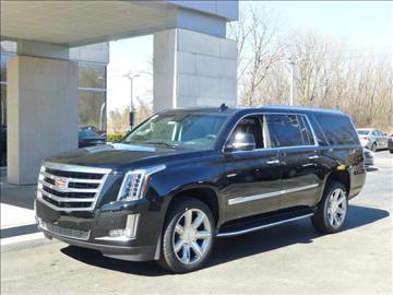 2017 Cadillac Escalade ESV for sale in Calumet City, IL