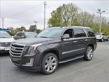 2017 Cadillac Escalade for sale in Calumet City, IL