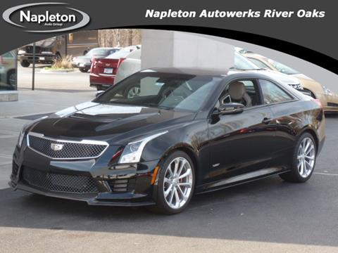 2016 Cadillac ATS-V for sale in Calumet City, IL
