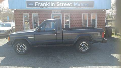 1990 Jeep Comanche for sale in Chapel Hill, NC