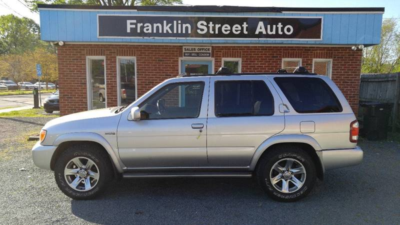 2004 Nissan Pathfinder - Chapel Hill, NC RALEIGH NORTH