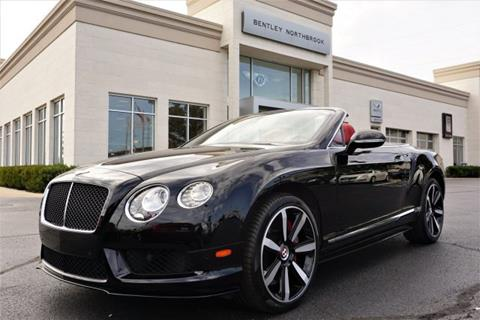 2015 Bentley Continental GTC V8 S for sale in Northbrook, IL