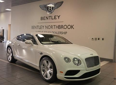 2017 Bentley Continental GT V8 for sale in Northbrook, IL