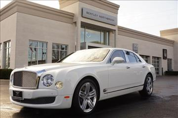 2013 Bentley Mulsanne for sale in Northbrook, IL
