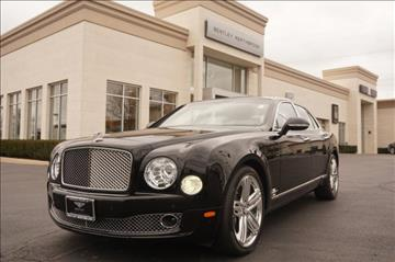 2011 Bentley Mulsanne for sale in Northbrook, IL