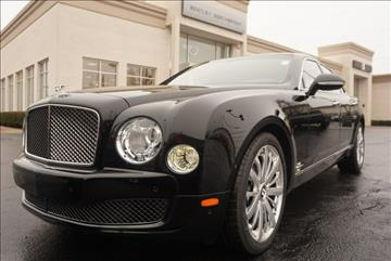 2016 Bentley Mulsanne Speed for sale in Northbrook, IL