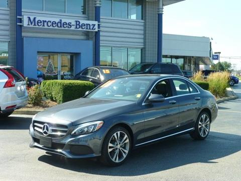 2016 Mercedes-Benz C-Class for sale in Schererville, IN