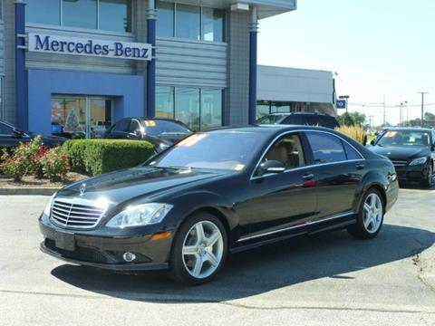 2008 Mercedes-Benz S-Class for sale in Schererville, IN