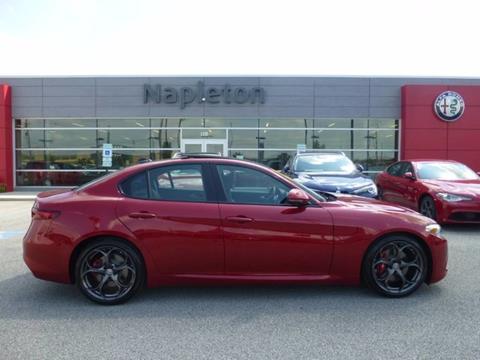 2017 Alfa Romeo Giulia for sale in Schererville, IN