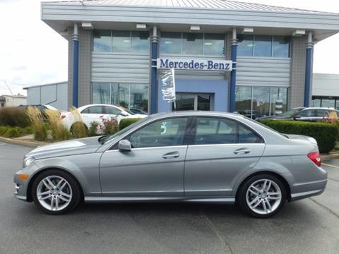 2013 Mercedes-Benz C-Class for sale in Schererville IN