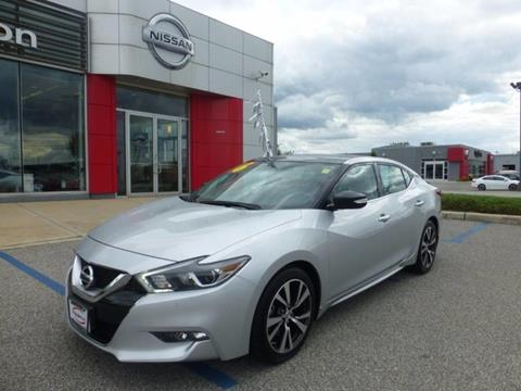 2016 Nissan Maxima for sale in Schererville, IN