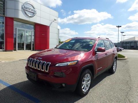 2016 Jeep Cherokee for sale in Schererville, IN