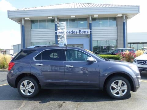 2014 Chevrolet Equinox for sale in Schererville, IN