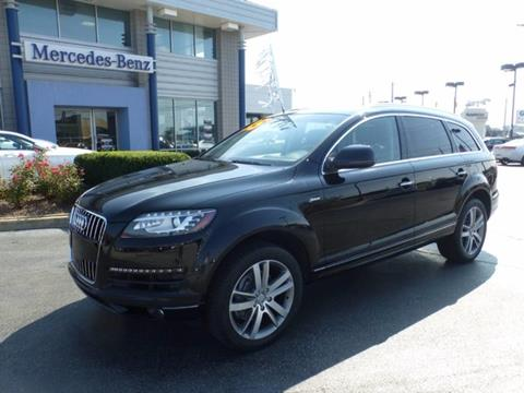 2015 Audi Q7 for sale in Schererville IN