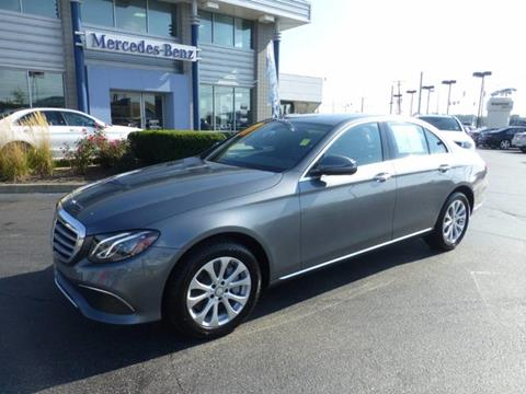 2017 Mercedes-Benz E-Class for sale in Schererville, IN