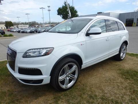 2014 Audi Q7 for sale in Schererville IN