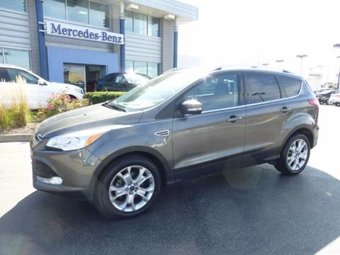 2016 Ford Escape for sale in Schererville, IN