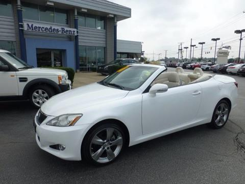 2010 Lexus IS 250C for sale in Schererville IN