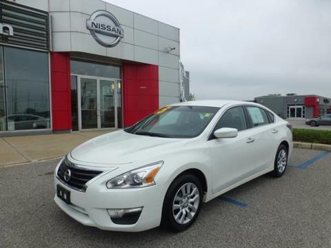 2015 Nissan Altima for sale in Schererville, IN