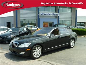 2007 Mercedes-Benz S-Class for sale in Schererville, IN