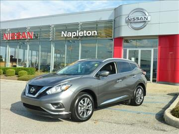 2015 Nissan Murano for sale in Schererville, IN