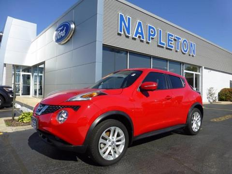 2015 Nissan JUKE for sale in Libertyville, IL