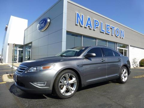 2011 Ford Taurus for sale in Libertyville, IL