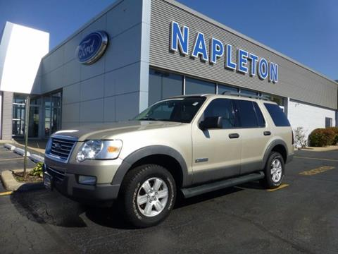 2006 Ford Explorer for sale in Libertyville, IL