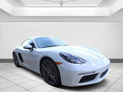 2018 Porsche 718 Cayman for sale in Rockford, IL