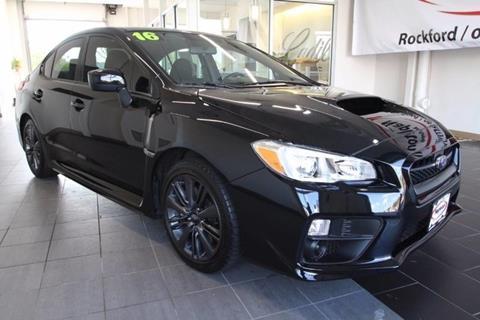 2016 Subaru WRX for sale in Rockford, IL