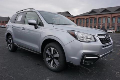 2018 Subaru Forester for sale in Rockford, IL