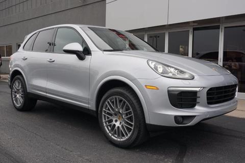 2018 Porsche Cayenne for sale in Rockford, IL