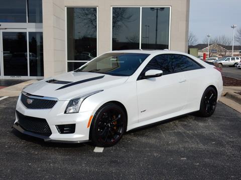 2016 Cadillac ATS-V for sale in Rockford, IL