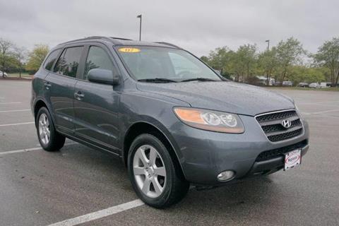 2007 Hyundai Santa Fe for sale in Loves Park, IL